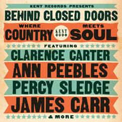 V.A. - Behind Closed Doors : Where Country Meets Soul