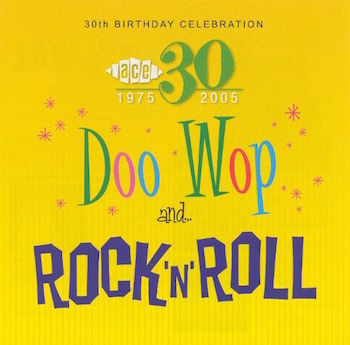 V.A. - 30th Birthday Ace Records Sampler Vol 2 : R'n'R & Doowop