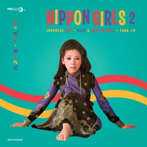 V.A. - Nippon Girls Vol 2 : Japenese Pop, Beat ,..1966 ..