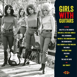 V.A. - Girls With Guitars ( 180gr Vinyl)