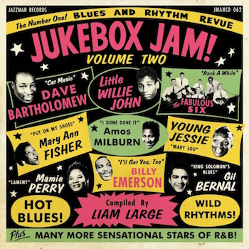 V.A. - Jukebox Jam Vol 2 ( cd )