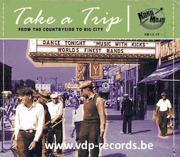 V.A. - Take A Trip : From The Countryside To Big City