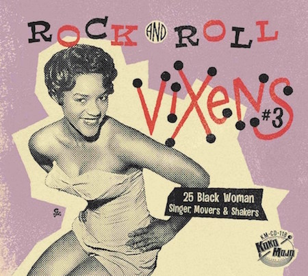 V.A. - Rock And Roll Vixens Vol 3