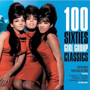 V.A. - 100 Sixties Girl Groups Classics ( 4 cd's )