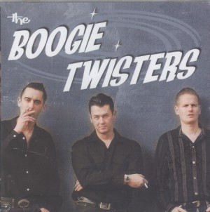 Boogie Twisters ,The - The Boogie Twisters