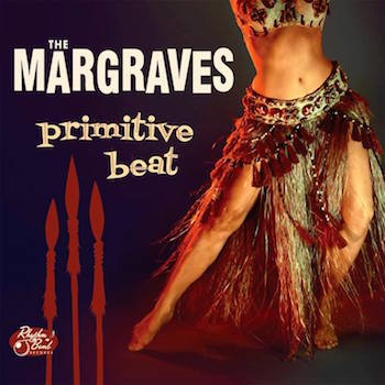 Margraves ,The - Primitive Beat
