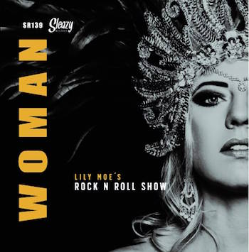 Lily Moe's Rock N Roll Show - Woman