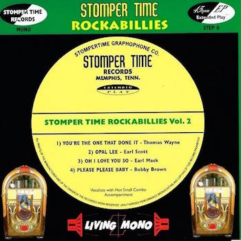 V.A. - Stompertime Rockabillies : Vol 2