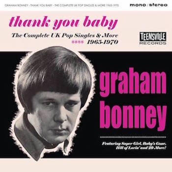 Graham Bonney - Thank You Baby : The Complete Uk Pop....